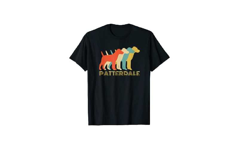 Patterdale Terrier T-Shirts