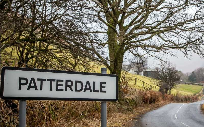 Taking your Patterdale to Patterdale