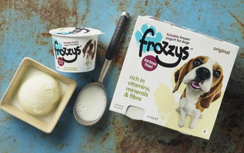 Frozzys for dogs